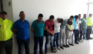 Banda de polichoros cobraban 200 dólares por sacar a venezolanos del país