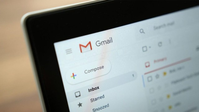 caida global de gmail. Archivo.