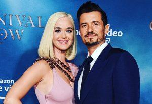 ¿Katy Perry y Orlando Bloom están embarazados?
