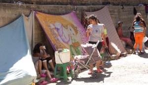 El caos de vivir en La Parada (Fotos)