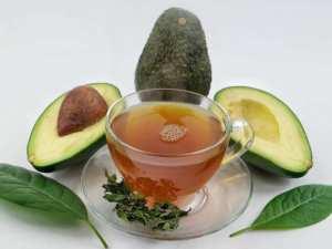 Té de aguacate: La nueva súper bebida
