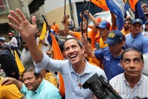 Guaidó: No lucho por el poder, sino por darle dignidad a los venezolanos (Video)