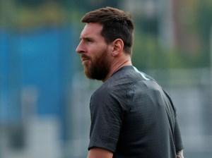 El recado de Messi al Barcelona sobre su futuro