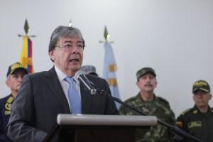 Carlos Holmes Trujillo: Colombia necesita reanudar fumigación aérea para frenar el narcotráfico