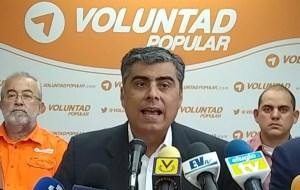 Voluntad Popular: Maduro es el principal obstáculo para una salida política a esta crisis