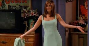 """El tic de Jennifer Aniston en """"Friends"""" que se hizo viral 26 años después"""