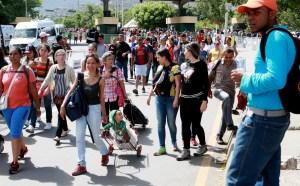 Más de mil kilómetros hasta Cúcuta para sobrevivir en Caracas