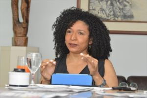 María Teresa Morín: Es vergonzoso permitir reincorporación de diputados del Psuv a la AN