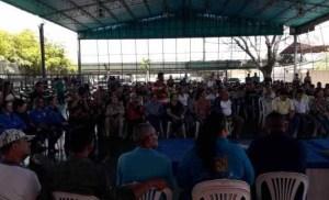 UNT sigue incorporando dirigentes sociales: Juan Urdaneta lidera grupo de 300 nuevos luchadores políticos