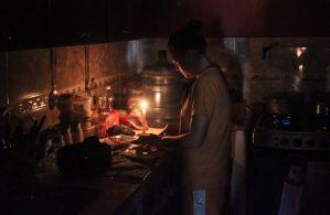 Falla eléctrica dejó sin luz a estados del occidente del país