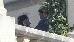 La primera imagen de Rafael Nadal y Mery Perelló como marido y mujer