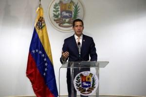 Guaidó: La determinación por la libertad es la causa que nos une con los EEUU