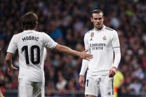 Modric y Bale se perderán el partido ante el Galatasaray en Champions