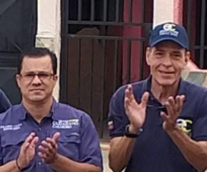 Encuentro Ciudadano se suma a la campaña nacional contra el covid-19