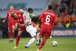 Venezolano Sergio Córdova le amargó la victoria al Bayern Múnich con una increíble asistencia (VIDEO)