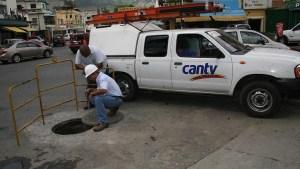 """""""Cantv presenta un millón de averías y no hay como repararlas"""""""