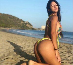 Gemeli, la venezolana con carita de ángel y curvas fitness que despertarán tus deseos salvajes (FOTOS)