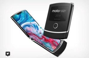 Motorola se prepara para presentar la nueva versión del Moto Razr (Fotos)