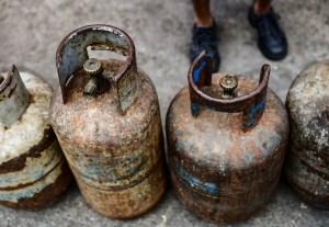 En Rubio venden el gas entre 5 mil y 20 mil pesos colombianos
