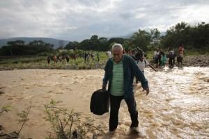 Se activaron las trochas tras cierre de fronteras colombianas (FOTOS)
