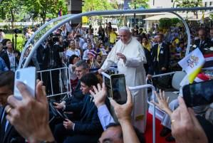 El Papa pide en Tailandia proteger la dignidad de niños víctimas de explotación sexual