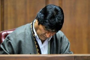 Evo Morales abandonó México para visitar a sus compinches comunistas en Cuba