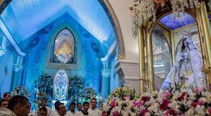 La manifestación de la Virgen del Valle en Anzoátegui que conmocionó al estado (Video)