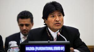 ALnavío: Evo Morales ya no puede volver a Bolivia porque la situación es irreversible
