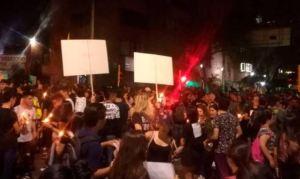 Realizaron un velatón en Bucaramanga para despedirse del joven Dilan Cruz (Video)