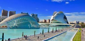 Los mejores sitios para visitar en Valencia, España y disfrutar de arquitectura moderna (Fotos)