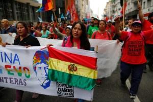 Asamblea Plurinacional de Bolivia recibe carta de renuncia de Evo Morales