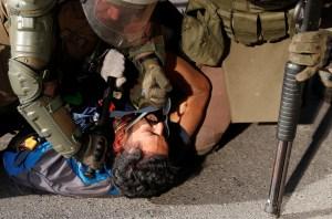 """Fuerzas de seguridad chilenas atacaron """"intencionalmente"""" a manifestantes para """"castigarlos"""""""