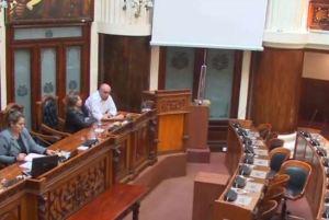 Cámara de diputados en Bolivia suspendió sesión por falta de quórum
