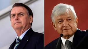 ALnavío: Banco Santander respalda las políticas económicas de Jair Bolsonaro y López Obrador