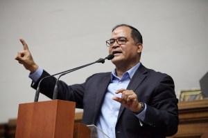 Carlos Valero: Ninguna amenaza evitará que los venezolanos se manifiesten en la calle contra el régimen