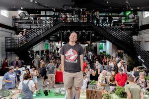 Mercado de agricultores de interior regresa al centro de Orlando