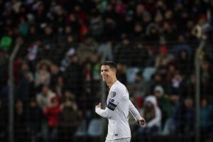 Ronaldo comanda clasificación de Portugal en victoria ante Luxemburgo