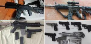 ¿De dónde salen las armas con las que están asesinando en Colombia?