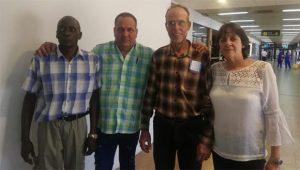 Liberados cuatro funcionarios cubanos detenidos en Bolivia