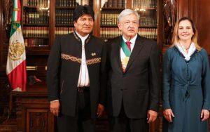 Evo Morales acepta el asilo ofrecido por México