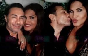 """""""Qué delicia"""": Actor colombiano y su esposa transgénero compartieron FOTO ÍNTIMA en la cama"""