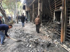 EEUU condena el uso de la fuerza letal contra manifestantes en Irán