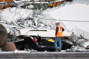 Autoridad federal de Seguridad emite reporte final sobre caída del puente de FIU