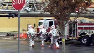 Reportan fuga de químicos en una zona de Sarasota