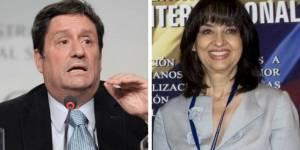 Se filtra polémica conversación entre embajador de Colombia y su nueva canciller (Audio completo)