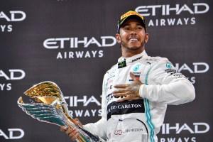 Mercedes ofrecería un mega contrato a Hamilton para revolucionar la Fórmula Uno