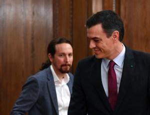 Podemos amenaza con romper el Gobierno si Sánchez acuerda los presupuestos con Ciudadanos