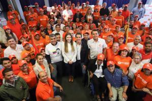 VP realizó un Encuentro Federal de Activistas para conmemorar sus 10 años como organización política