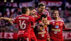 Caracas FC se coronó en el Clausura ante Deportivo Táchira tras lograr la remontada en Pueblo Nuevo