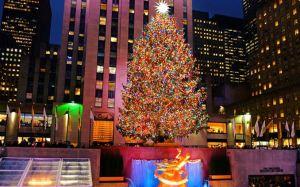 Nueva York preparada para recibir estas Navidades a siete millones de turistas
